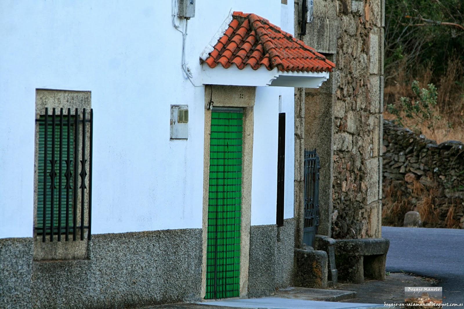 Bogajo Salamanca Tejadillos En Casas De Bogajo ~ Tejadillos Para Puertas Rusticos