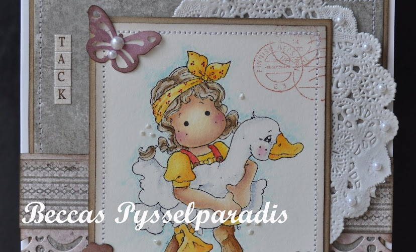 Beccas Pysselparadis