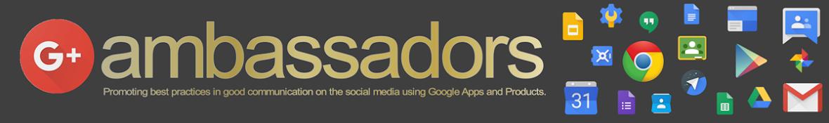 Google+ Ambassadors
