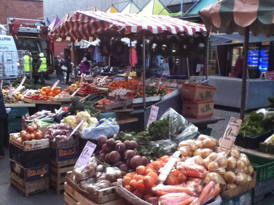 Moore Street Fruit and Veg Market