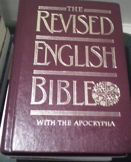 My not-so-beat-up Bible