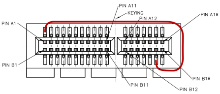Usb Connector Pinout additionally Understanding Relays as well Rocketport 16port Rs422 Rackmount Interface in addition Multi Gpu Machines And Pcie In Band Vs in addition M1 Carbine Parts Schematic. on wiring schematic define