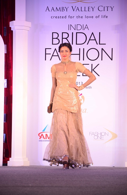 Aamby Valley India Bridal Fashion Week 4th Edition