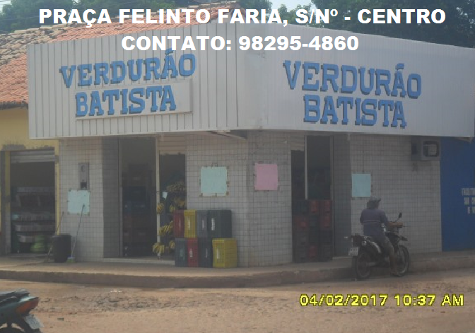 VERDURÃO BATISTA