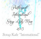 Concurso de Proyecto para mejor Scrap Internacional señora / Hombre 2015