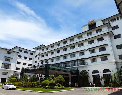 Mango Tours Manila Hotel facade