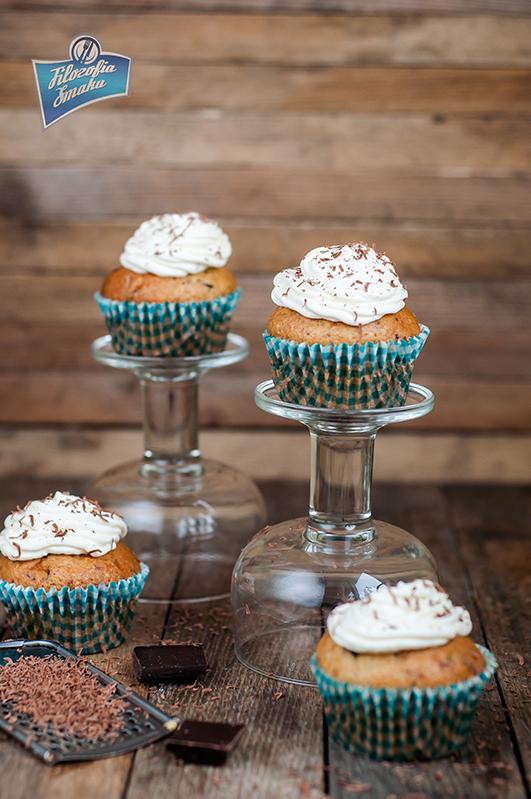 Muffinki z czekoladą przepis