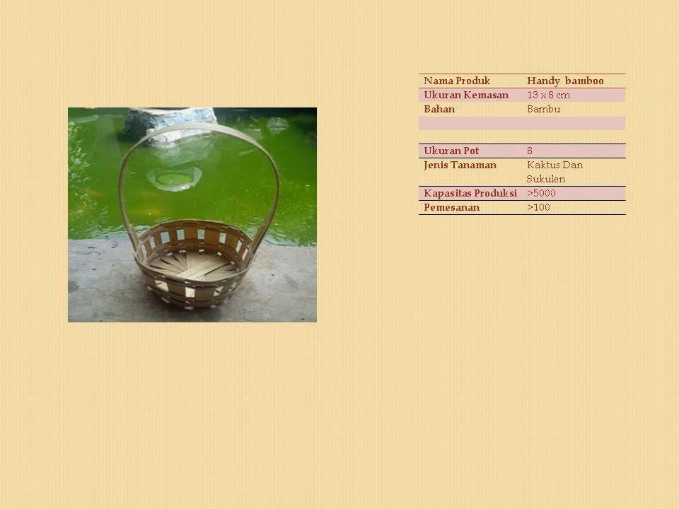 Souvenir Ramah Lingkungan Untuk Pernikahan dll.