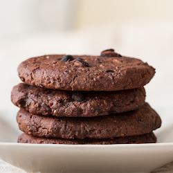Mekani čokoladni keks od pasulja