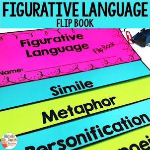 Figurative Language Flip Book