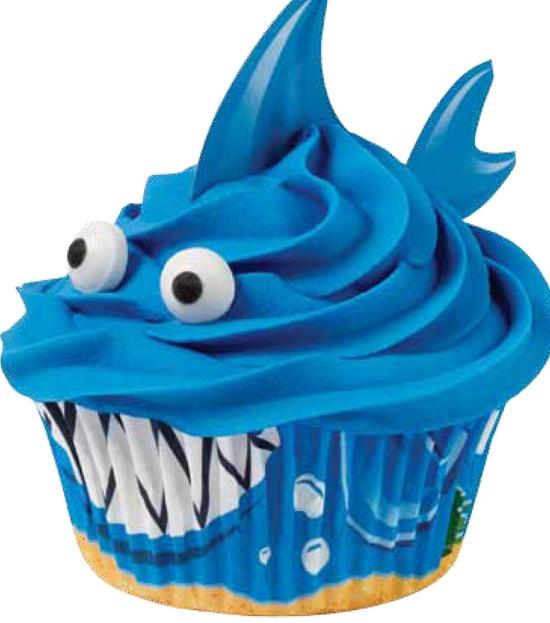 Shark Cake Decorating Kit