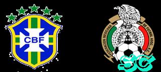 Prediksi Pertandingan Brazil vs Meksiko 20 Juni 2013
