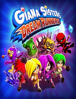 Giana Sisters Dream Runners Download for PC