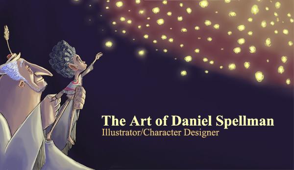 Daniel Spellman Art