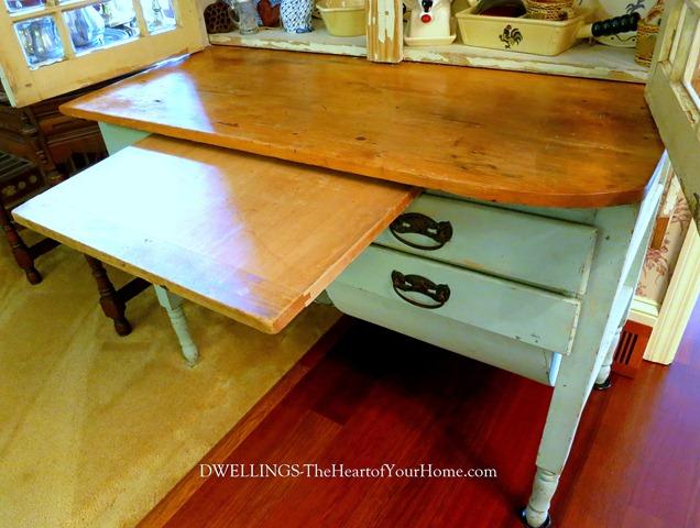 - Windmill Farm: Hoosier Cabinets And Bin Tables
