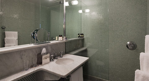 Bathroom   Maritime Hotel   Chichi Mary