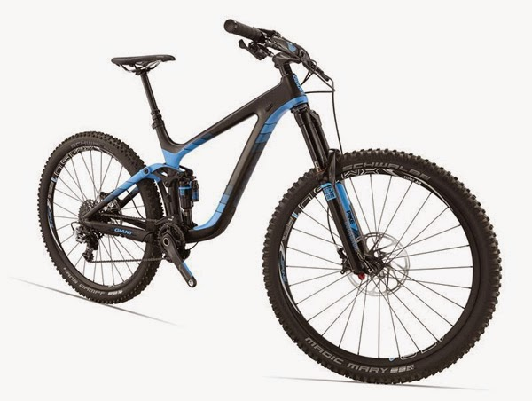 2015 Giant Reign Advanced 27.5