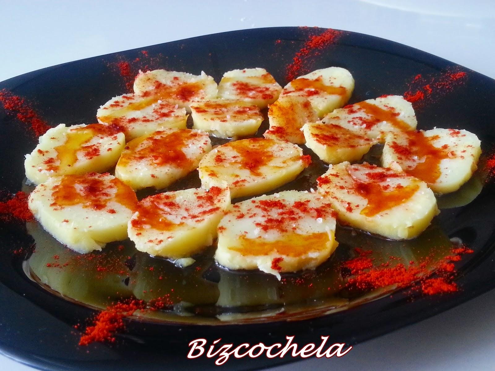 Recetas y a cocinar se ha dicho patatas a la gallega - Tiempo de cocer patatas ...