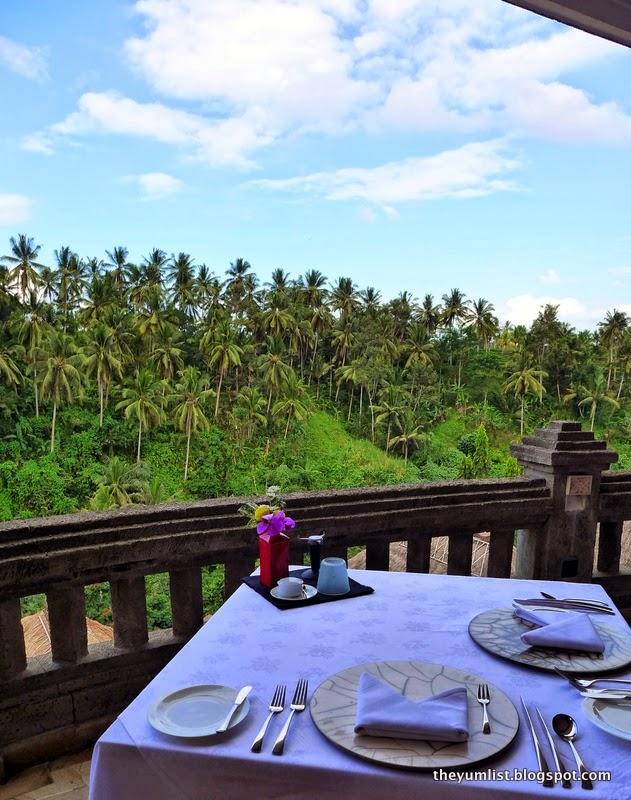 CasCades, New Dinner Menu, Viceroy Bali, Ubud