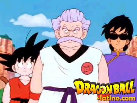 Dragon Ball capitulo 129