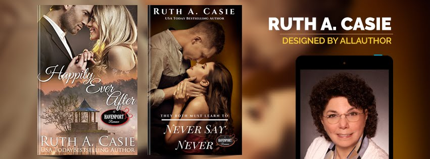 Ruth A. Casie Interview on AllAuthor