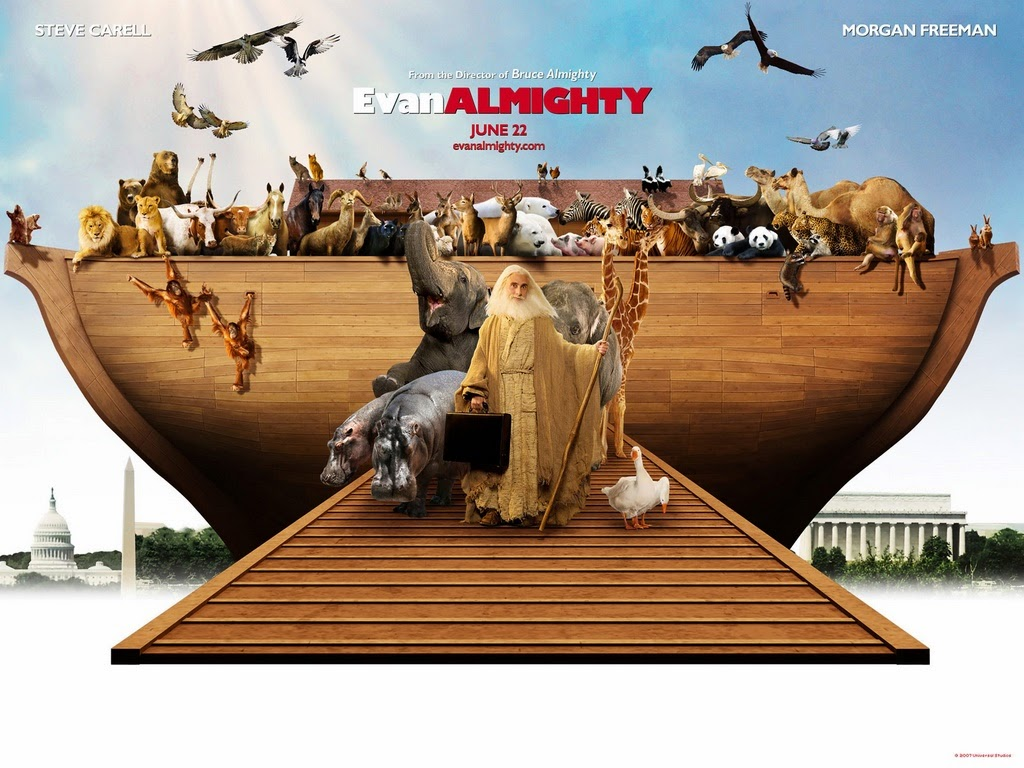 Image result for Evan Almighty (2007)