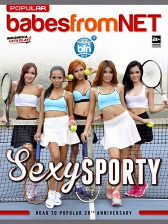 Majalah BFN Babes from Net Season 3.3 Popular-World 2014