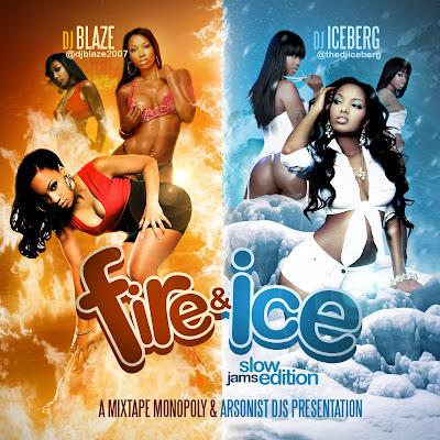 VA-DJ_Blaze_And_DJ_Iceberg-Fire_And_Ice_(Slow_Jams_Edition)-(Bootleg)-2011