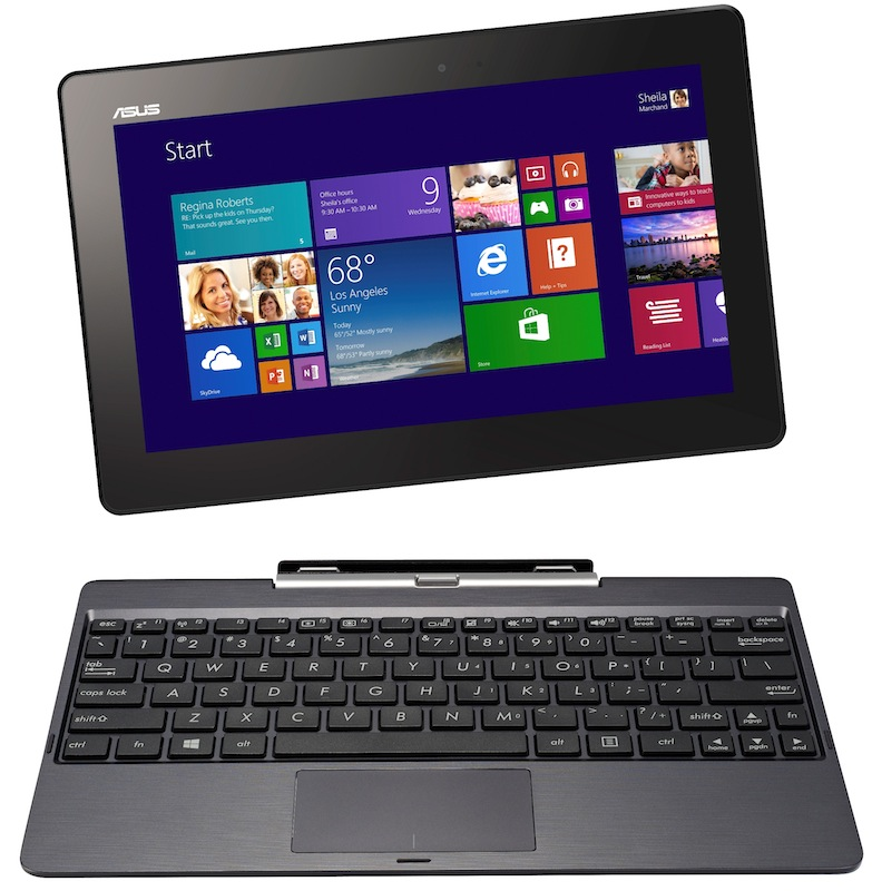 Asus Transformer Book T100: The Affordable Windows 8.1 tablet-laptop