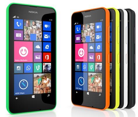 Iniziano le vendite in Italia del nuovo Nokia Lumia 630 a 149 euro