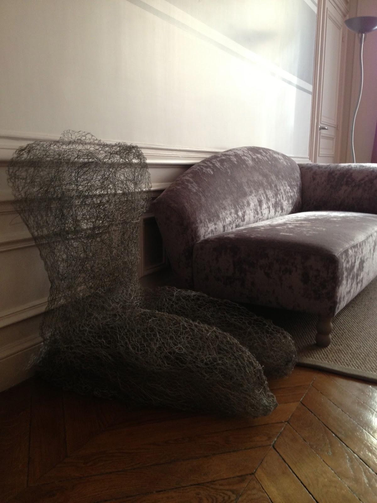 couleur parme et gris subtil maison d 39 avril devient mati re 555. Black Bedroom Furniture Sets. Home Design Ideas