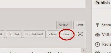 raw button