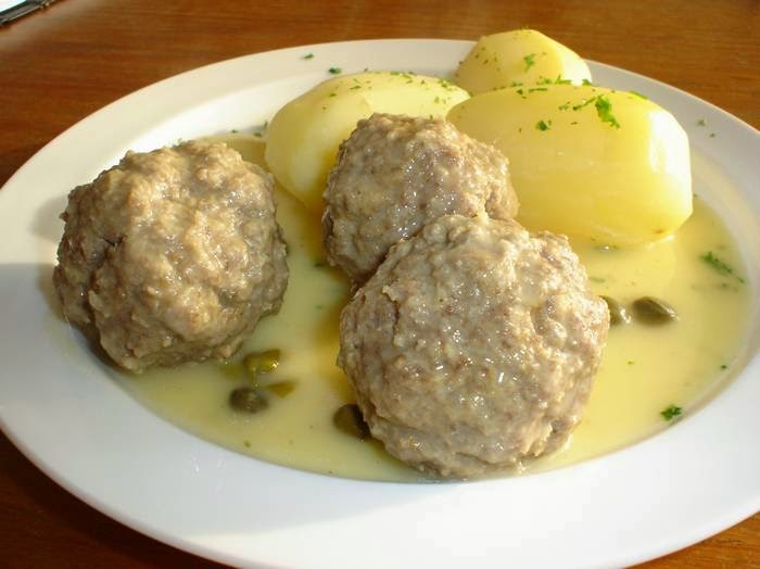Konigsberger Klopse Recipe