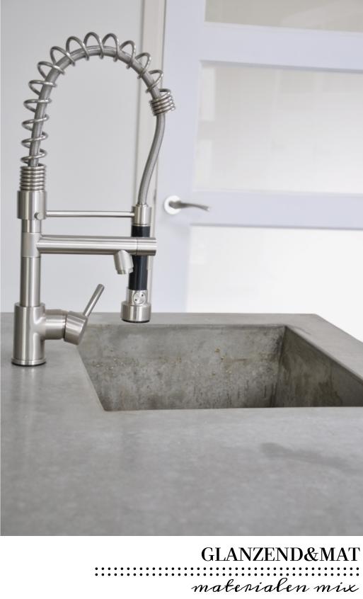 Industriele Keuken Ikea : Keuken inspiratie materialen mix villa d'Esta interieur en wonen