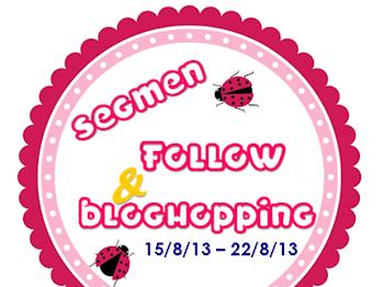 Segmen: Follow & Bloghopping Bubblynotes.Com #2