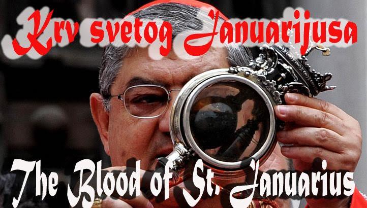 Krv svetog Januarijusa