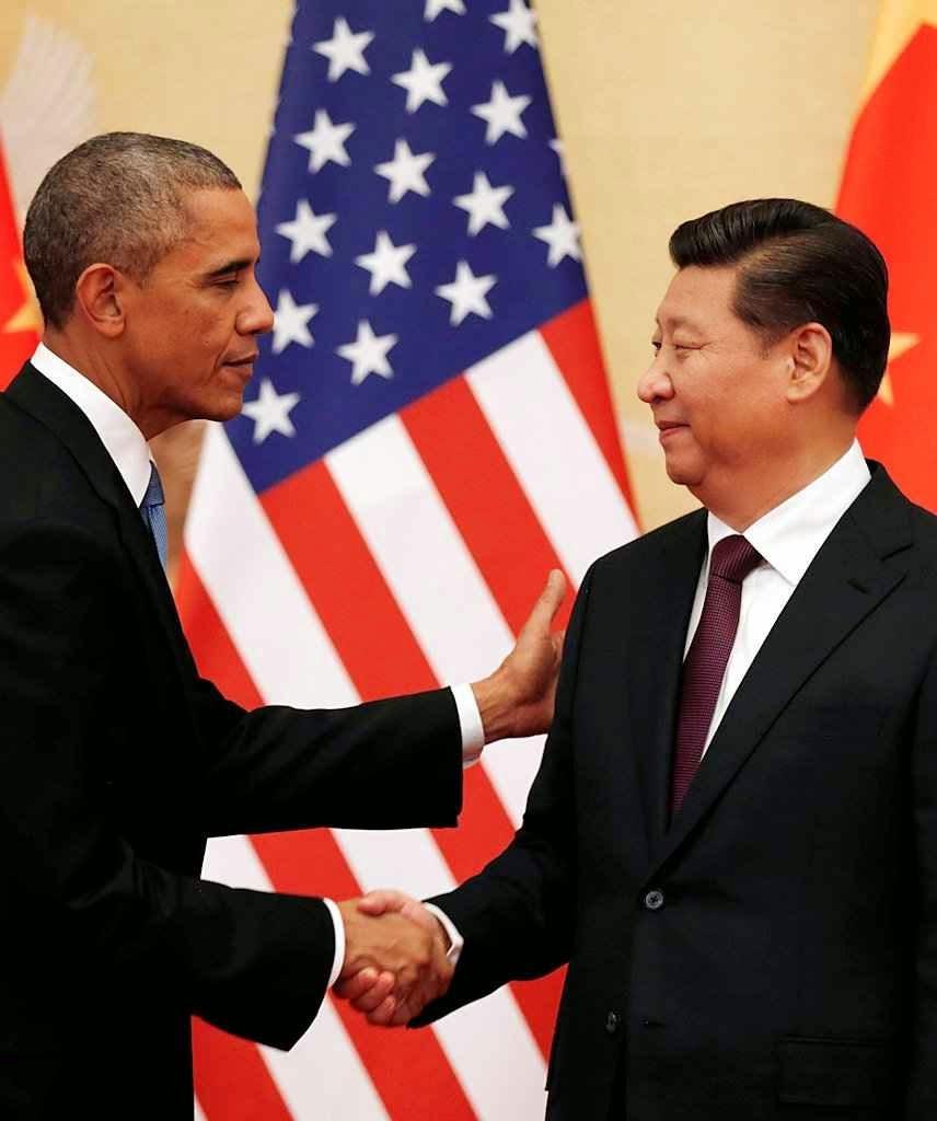 A China só cumprirá compromisso contra emissões se lhe aprouver.. Mas cobrará o que Obama assinou molemente.