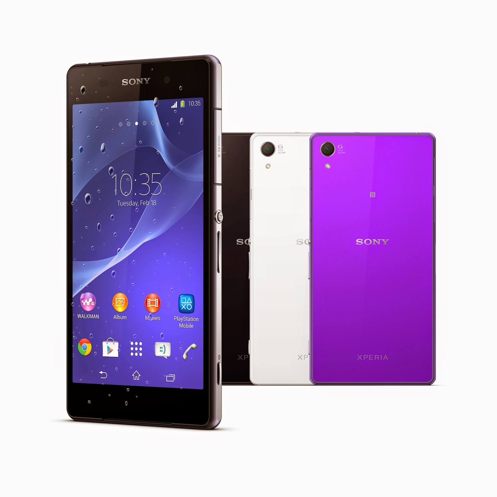 Sony Xperia Z2 to land in the UK on May 1st