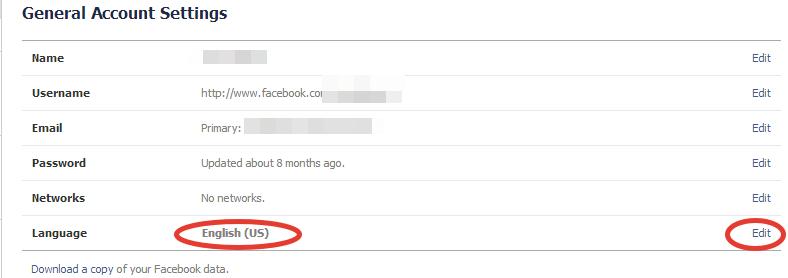 facebook tasarımı nasıl değiştirilir