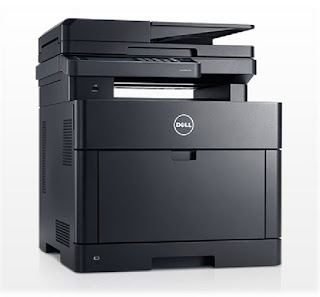 Dell Color Smart Printer S2825cdn Drivers And Review