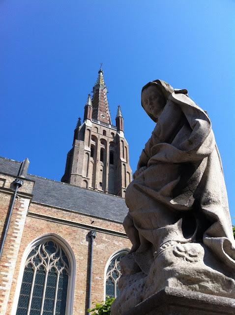 Liebfrauenkirche, Onze-Lieve-Vrouwekerk, Brügge