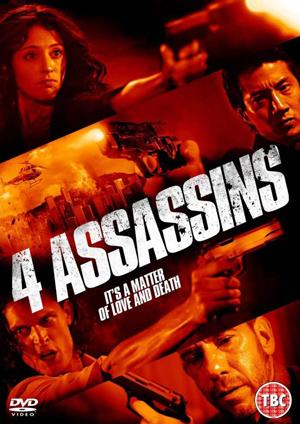 Bốn Sát Thủ Vietsub - Four Assassins Vietsub (2012)
