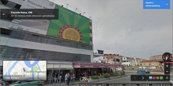 StreetView llega a Venecia