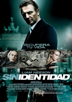 Unknown - Sin identidad (2011) DVDRip Audio Latino 1 LiNK