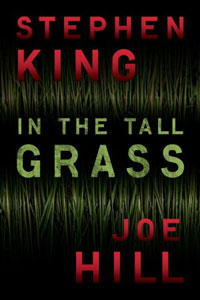 Portada original de In the Tall Grass, de Stephen King y Joe Hill