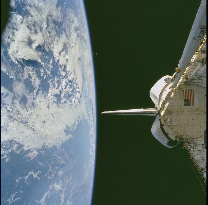 Si esto es lo que la NASA nos deja ver, entonces ¿qué es lo que nos ocultan ?