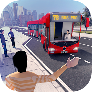 Bus Simulator PRO 2016 Apk v1.0 Terbaru
