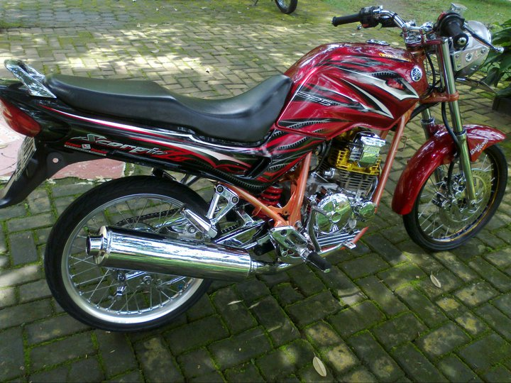 Photo Scorpio Modifikasi