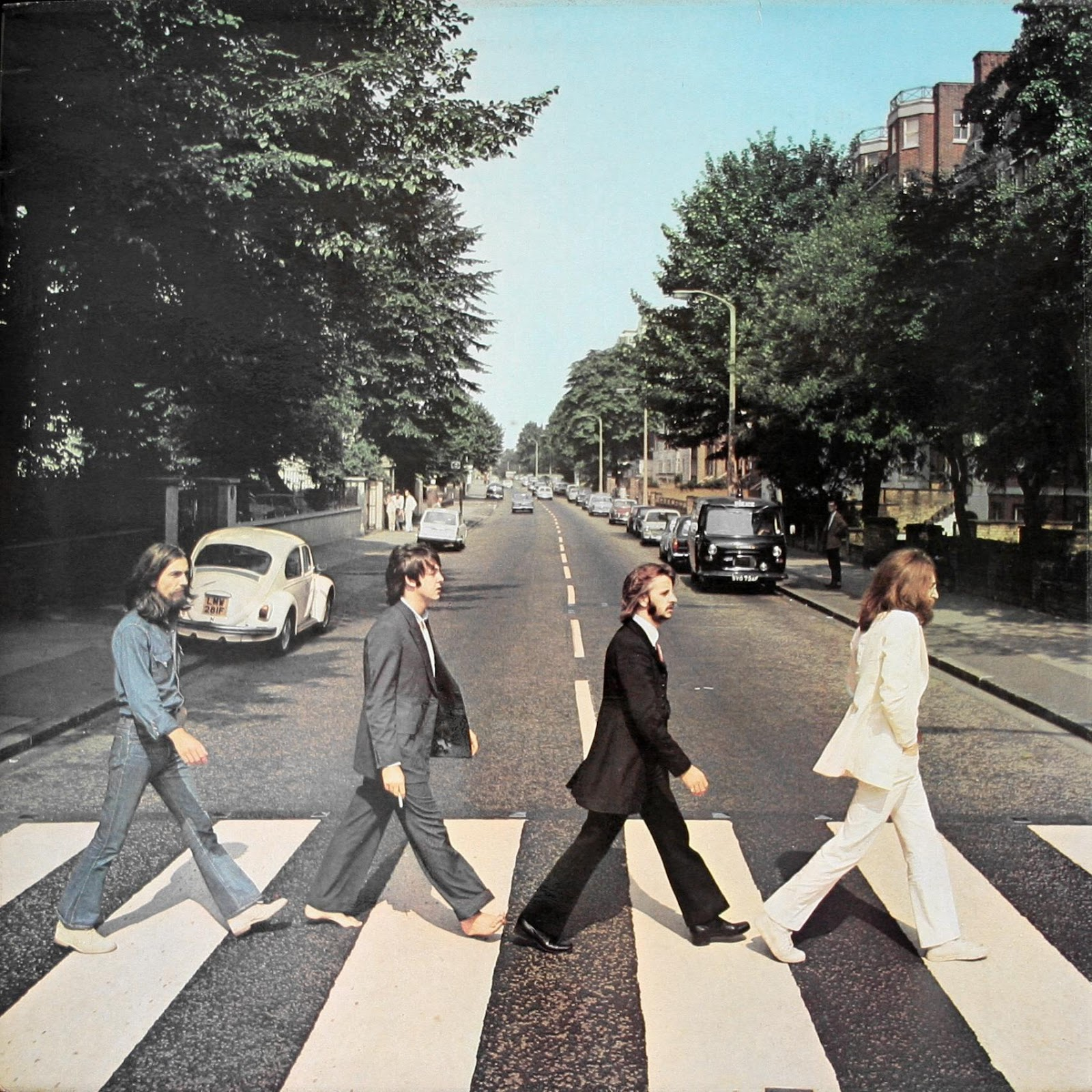 Bytes: Abbey Road - Cover