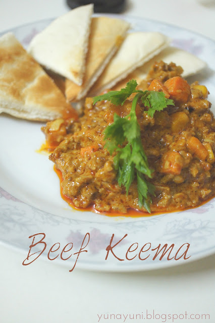 Keema Beef